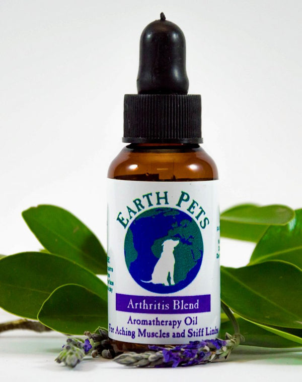 Earth Pets - Arthritis Blend Aromatherapy Oil for Dogs