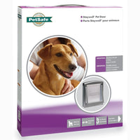 PetSafe - Staywell Original 2 Way Pet Door (Silver)