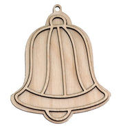 Bell Shape door hanger/wall ornament - Bucktooth Designs