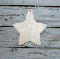 Basic shape 6 Christmas Ornament