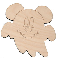 Mouse Ghost 1 - Bucktooth Designs