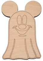 Mouse Ghost 2 - Bucktooth Designs