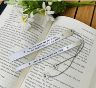 Best Dad bookmark, personalized Gift for dad, Grandpa,
