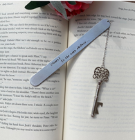 Bottle Opener Retirement Bookmark