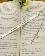 First Communion Bookmark Personalized, Custom Religious Bookmark, Baptism, Confirmation Bookmark