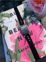 Stretchable Bookmark with Phrases, Reading Gift, Elastic Bookmark, Ribbon Bookmark