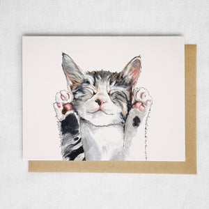 Kitty Cat Card