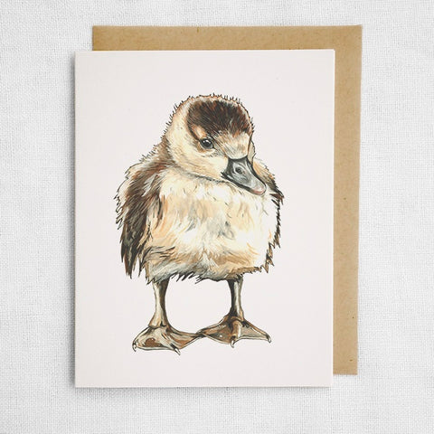 Duckling Card