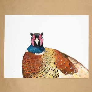 Original Pheasant Painting