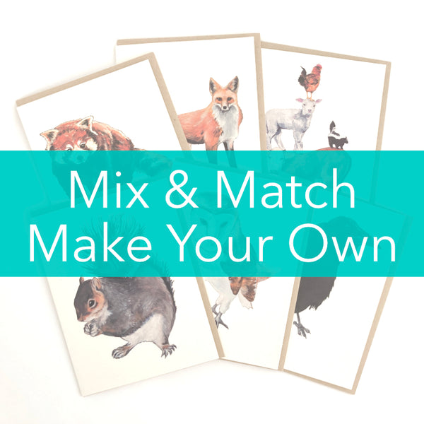 Mix & Match - Make Your Own Set