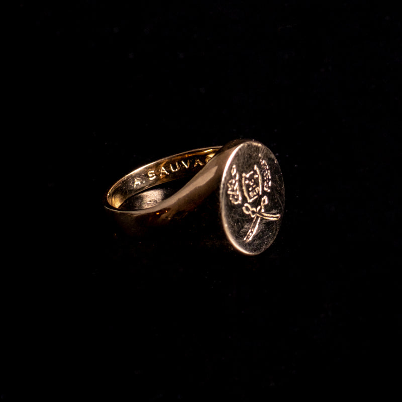 House Crest Ring
