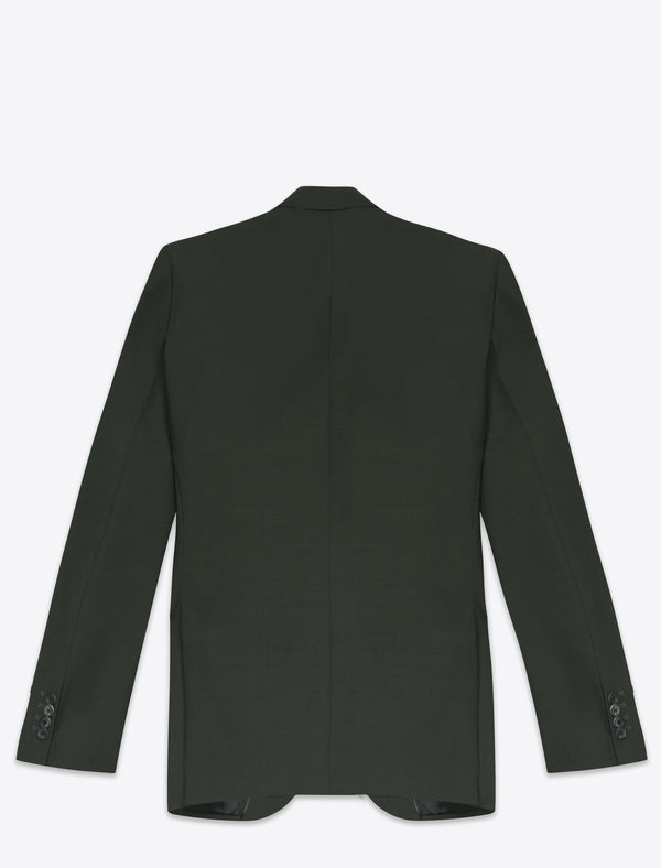FOREST GREEN VICTOR EVENING SUIT