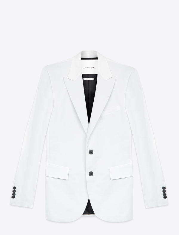 W1 OFF WHITE COCKTAIL JACKET