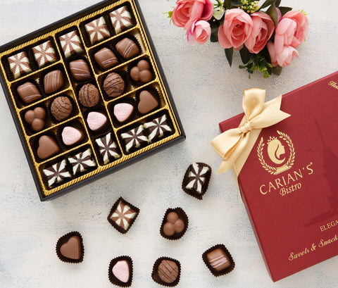 Gourmet Chocolate Gift Baskets Carian's Bistro