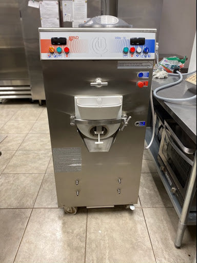 Bravo 60 Pasteurizer & Batch Freezer Combo  3PH Water Made in 2018
