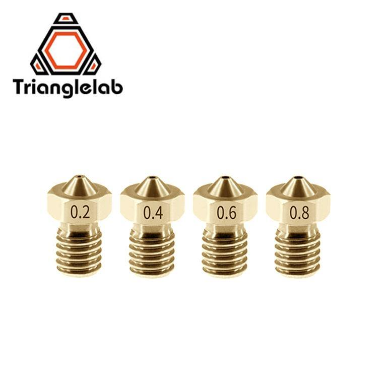 Brass Nozzle 0.2mm-1.0mm (High Precision Machined) - ideagen3D