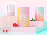 image of saymegrace organic beauty tea full first collectionenergisng calm and sleep skincare tea collection