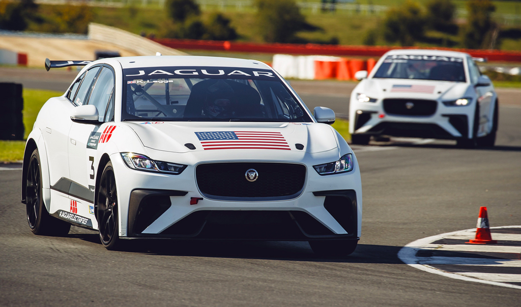 NEW DRIVERS CONFIRMED FOR JAGUAR I-PACE ETROPHY