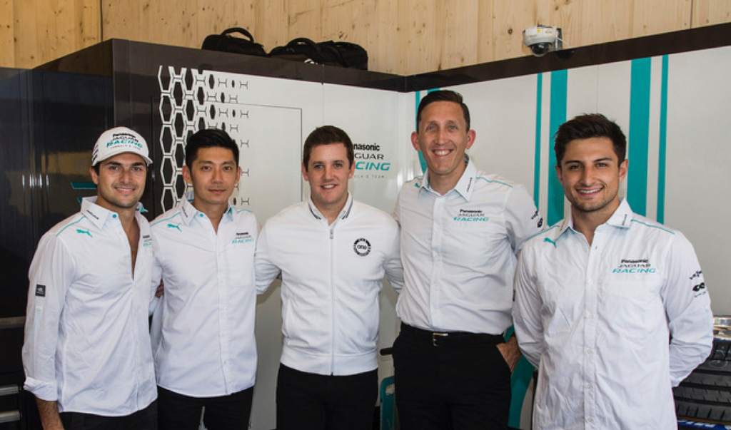 ONE ALL SPORTS JOIN JAGUAR RACING AS OFFICIAL CLOTHING SUPPLIER.