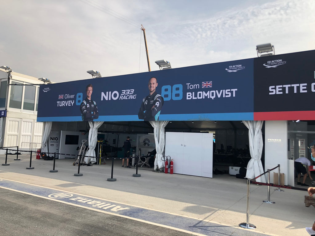 The New Look NIO 333 Team Is Ready For the Season to Start