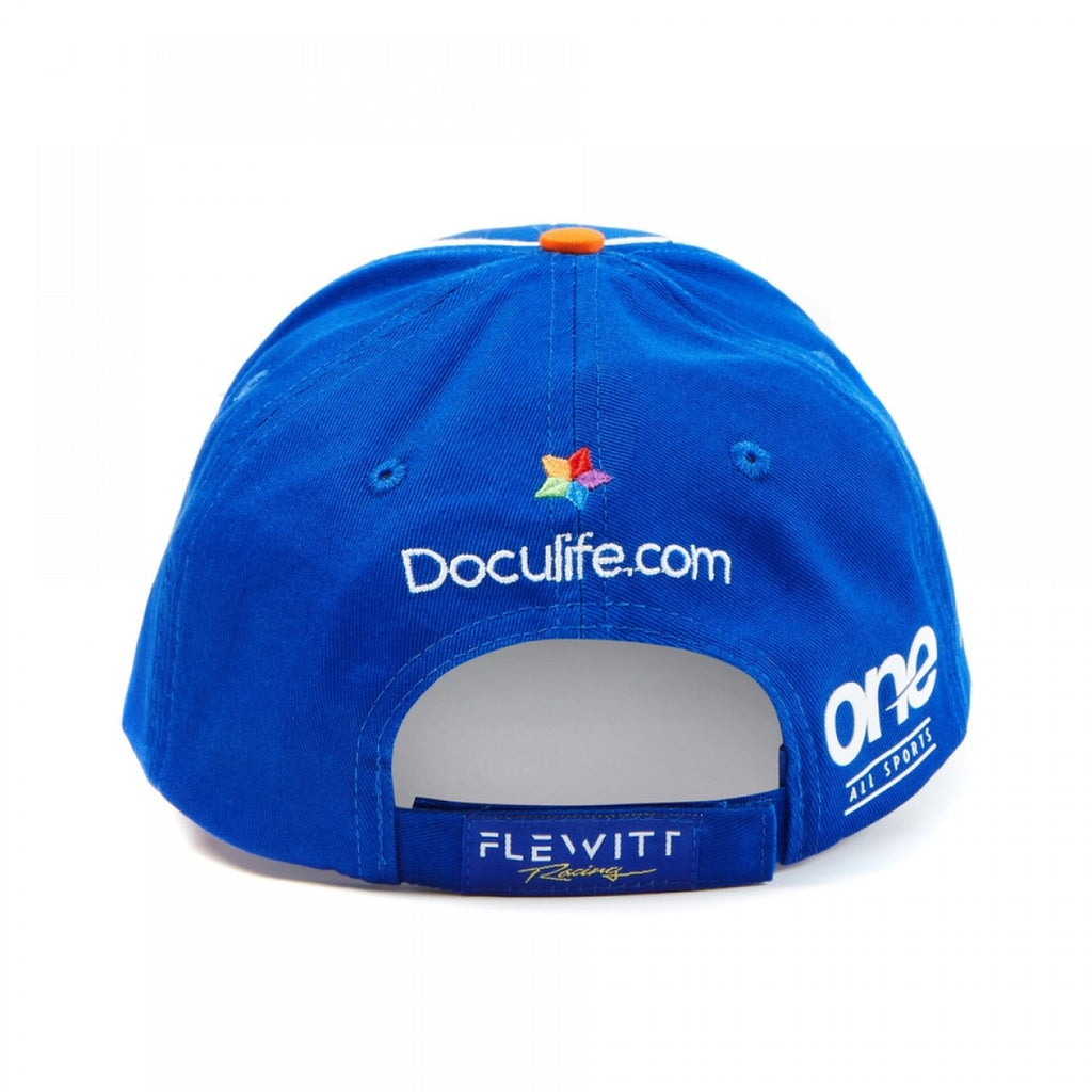 100% Cotton Cap - One All Sports