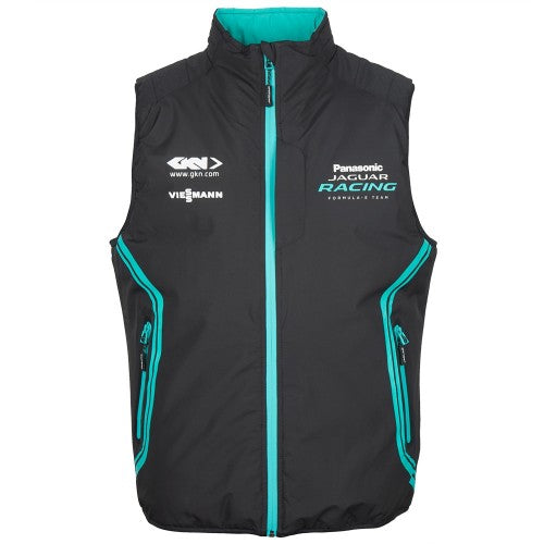 Unisex Panasonic Jaguar Racing Gilet - One All Sports