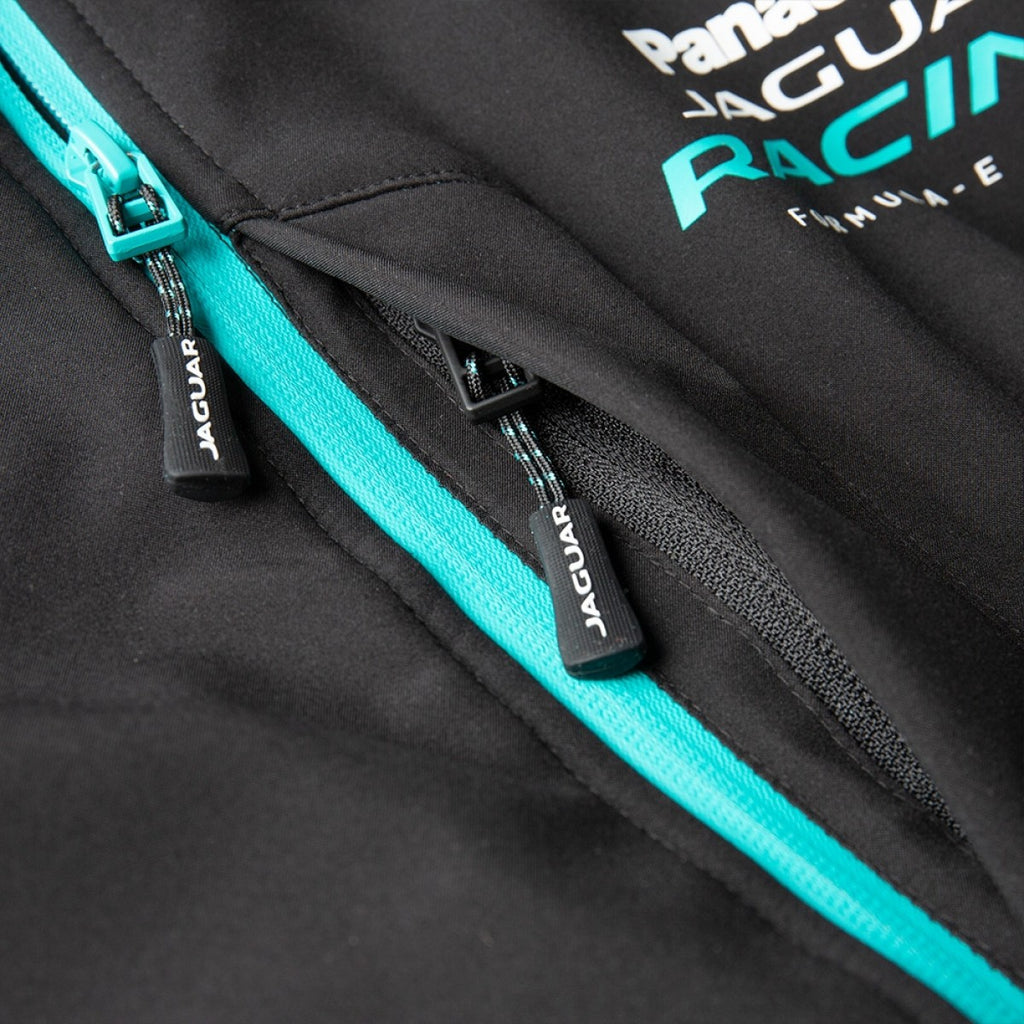 Unisex Panasonic Jaguar Racing Soft Shell - One All Sports