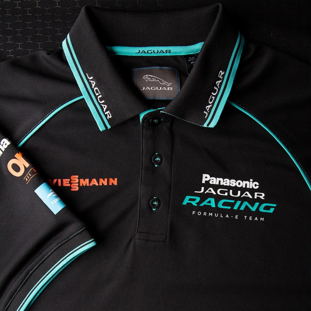 Men's Panasonic Jaguar Racing Polo Shirt - One All Sports