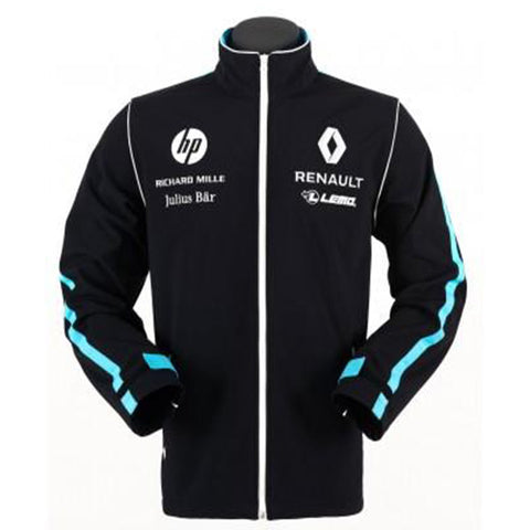 EDAMS RENAULT SEASON 4 SOFTSHELL JACKET - One All Sports