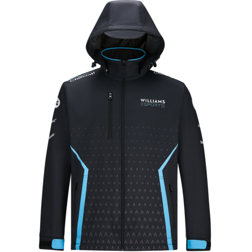 Williams Esports Soft Shell Jacket