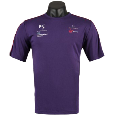 DS VIRGIN RACING SEASON 4 T-SHIRT - One All Sports