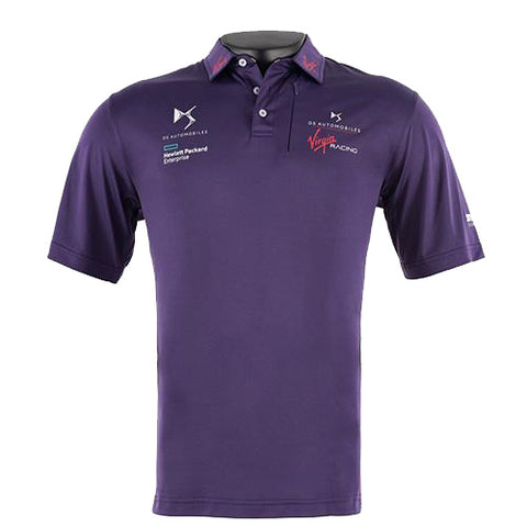 DS VIRGIN RACING SEASON 3 POLO SHIRT