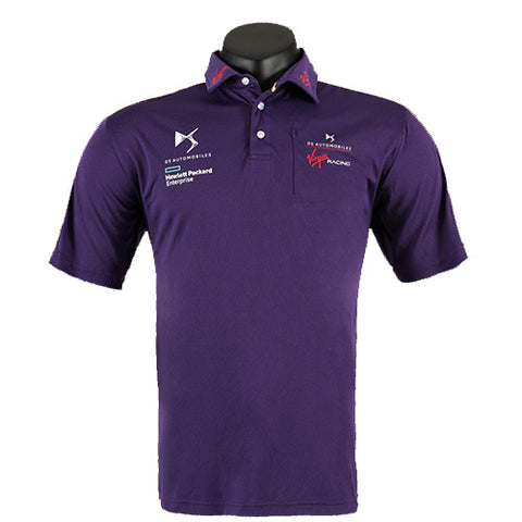DS VIRGIN RACING SEASON 4 POLO SHIRT - One All Sports