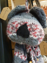 Load image into Gallery viewer, Knitted Rucksack by Sue