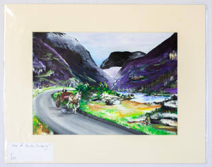 The Gap of Dunloe - By Feilin Campbell