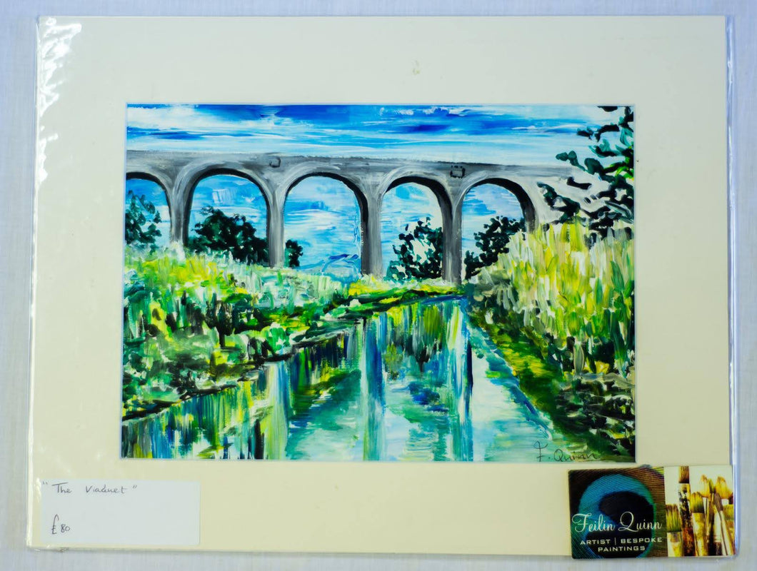 The Viaduct - By Feilin Campbell