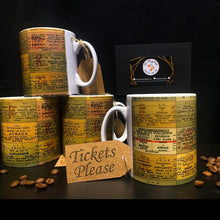 Load image into Gallery viewer, Printed Mug -  TicketsPlease!