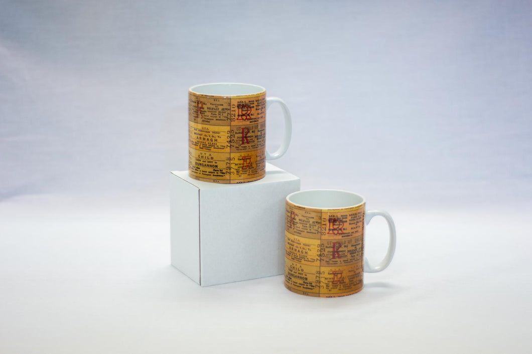 Printed Mug -  TicketsPlease!