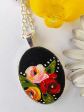 Load image into Gallery viewer, Bouquet Necklace - By Les Papillons