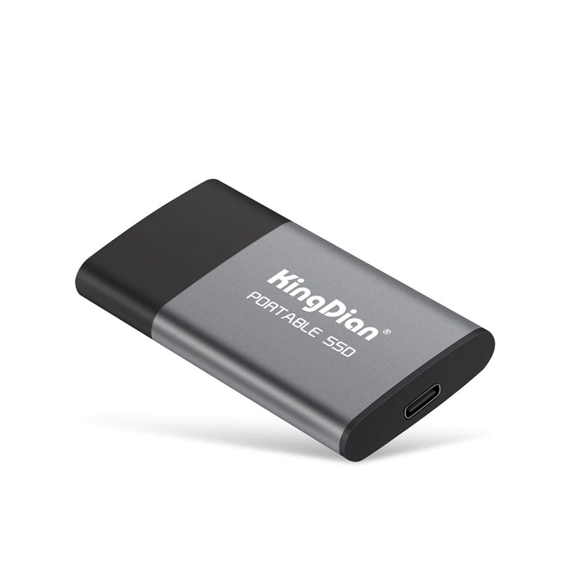 KingDian Portable SSD Storage - Blck Box Tech