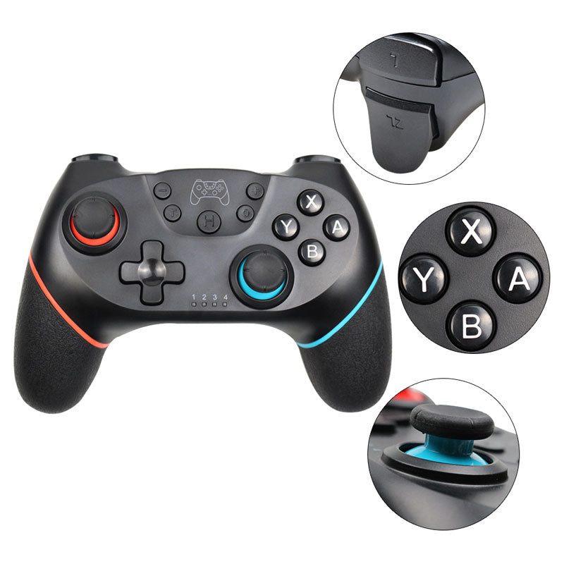 Wireless Nintendo Switch Controller Controller - Blck Box Tech