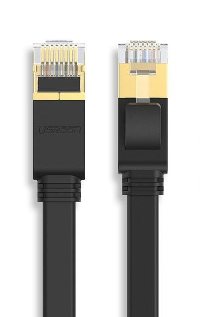 Ugreen Ethernet Cable CAT7 (Gold Plated) Cables - Blck Box Tech
