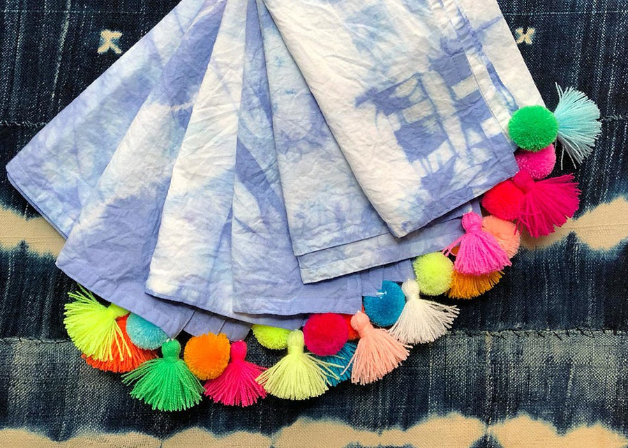 Pom-Pom-Tassel-Shibori-Napkins-The-Neon-Tea-Party-15 copy