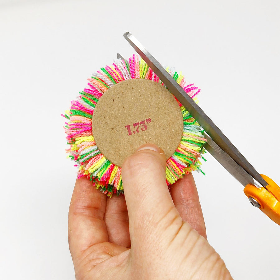 Pom Pom & Tassel DIY Kit - Duo