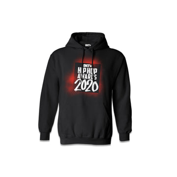 Hip Hop Awards 2020 Red Grafitti Hoodie