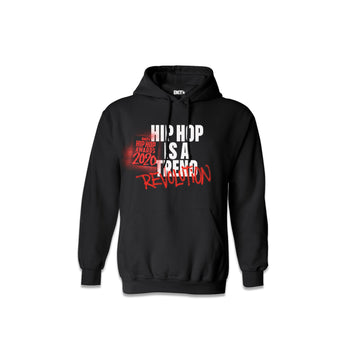 Hip Hop Is A Revolution Hoodie