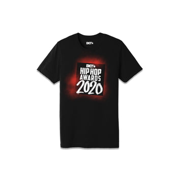 Hip Hop Awards 2020 Red Grafitti Tee