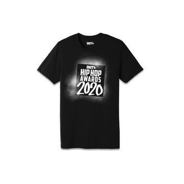Hip Hop Awards 2020 White Grafitti Tee