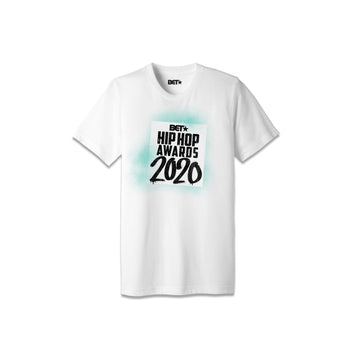 Hip Hop Awards 2020 Green Grafitti Tee