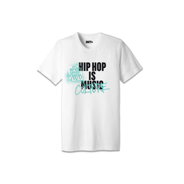Hip Hop Is Culture White Tee